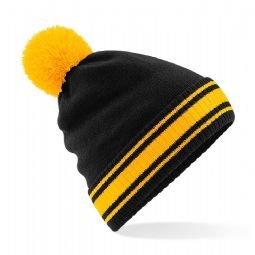 Clare College Contrast Beanie Hat